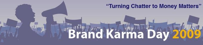 Brand Karma Day 2009
